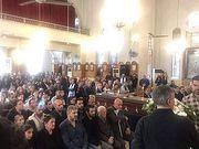 В Сирии простились с убитыми террористами армянскими священниками