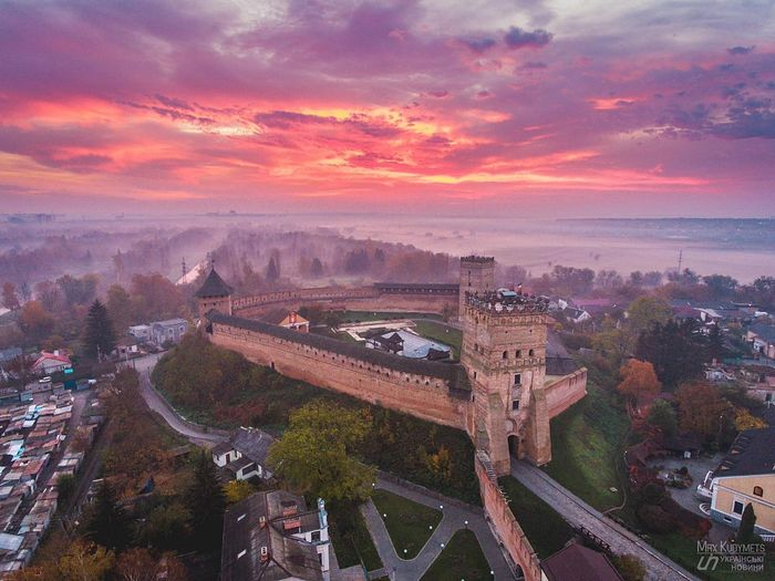 Lutsk Castle. Photo: Max Kudymets