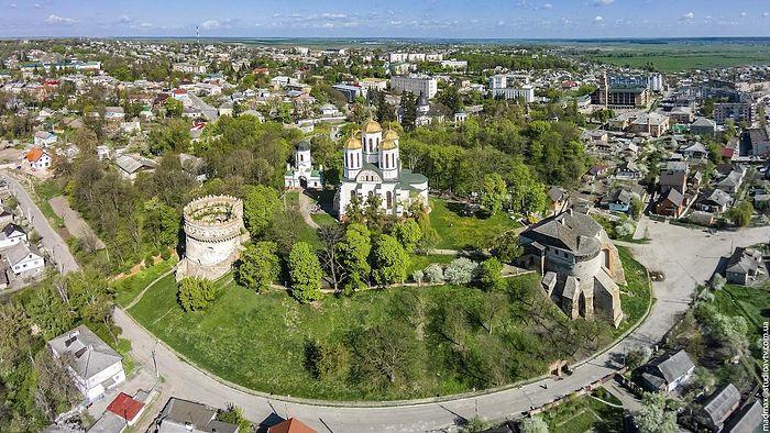Ostrog Castle
