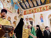 Патриарх Кирилл совершил малое освящение кафедрального собора святых Жен-мироносиц в Баку