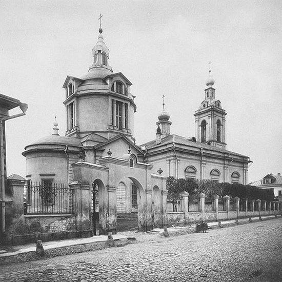 Николо-Кузнецкий храм