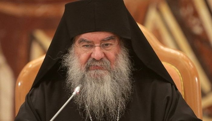 Митрополит Лимассольский подтвердил, что признает на Украине только Украинскую Православную Церковь