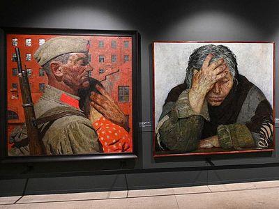 «На этой выставке нет ни одной пустой, конъюнктурной работы»