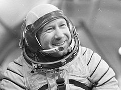 Космонавт Леонов о том, как русские покоряли космос в Пасхальные дни (+ВИДЕО)