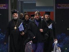 Αντιπροσωπεία των σχισματικών της Ορθοδόξου Εκκλησίας της Ουκρανίας (ΟΕΟ) για τα εμπόδια στην Ελλάδα από τους «φιλομοσχοβίτες υστερικούς»