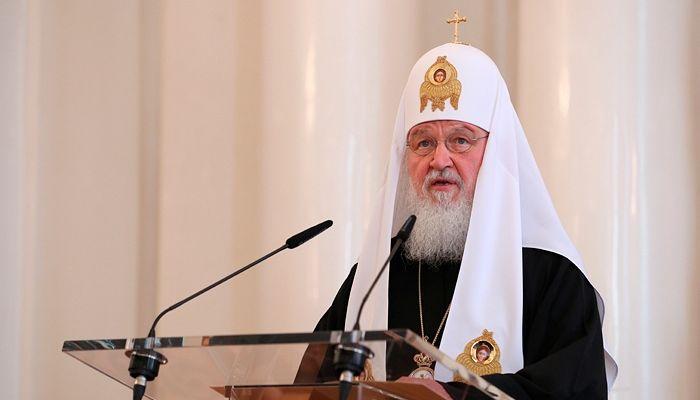 Патриарх Московский и всея Руси Кирилл. Фото: MFA Russia / Globallookpress
