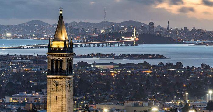 Беркли, Калифорния. Фото: visitberkeley.com