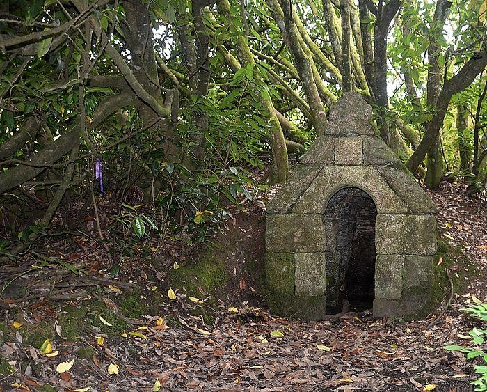 Источник Св. Киби в Дало, Корнуолл (взято с Wikidata.org)