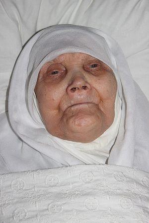 Схимонахиня Феодосия