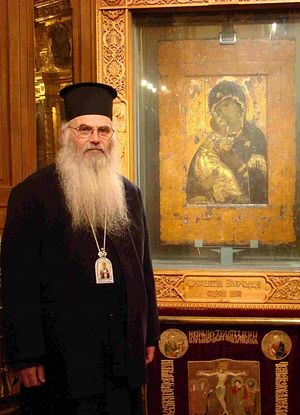 Митрополит Месогейский и Лавреотикийский Николай (Хаджиниколау)