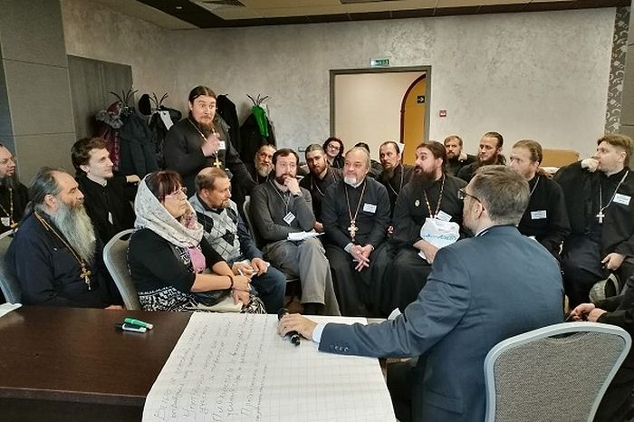 Представители 125 епархий приняли участие в Слете православных обществ трезвости