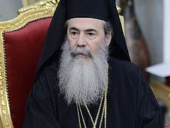 Joe Biden, other Democrats pressuring Patriarch of Jerusalem to recognize schismatics, says source in Patriarchate