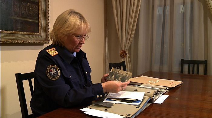 Senior investigator for particularly important cases Marina Viktorovna Molodtsova