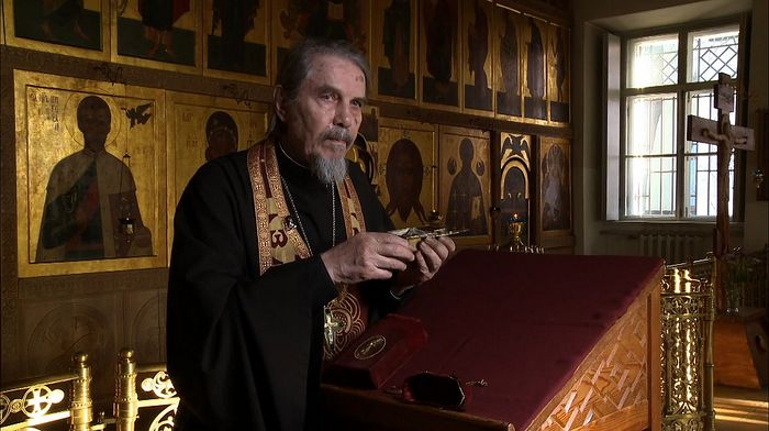 Archpriest Alexander Shargunov