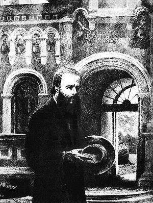 Ο Φιόντορ Ντοστογιέφσκι στην Όπτινα