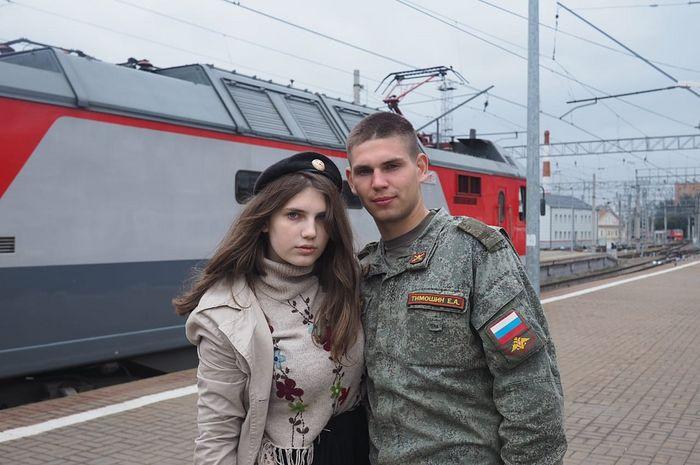 Анна и Евгений