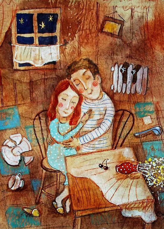 Καλλιτέχνης: Αναστασία Στόλμποβα