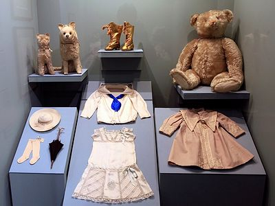 The Children's World of the Family of Nicholas II—Royal Values