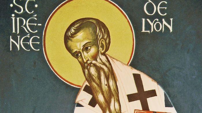St. Irenaeus of Lyons. Photo: tsargrad.tv