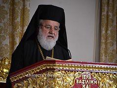 Митрополит Кипрской Церкви: Решение Константинопольского патриарха в Украине — неканоническое