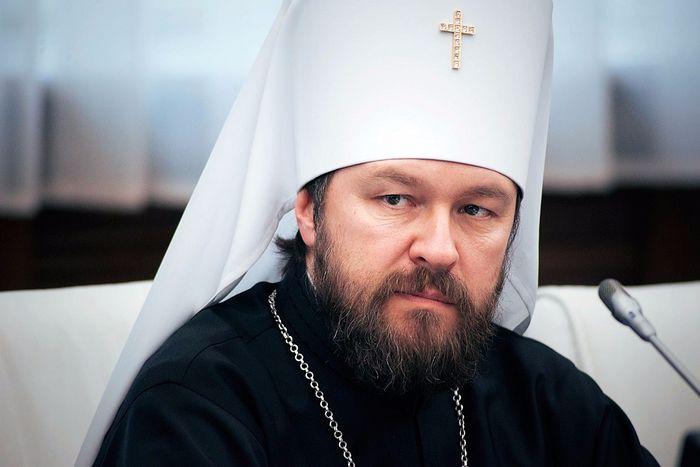 Митрополит Иларион: В Русской Церкви поддерживают инициативу Иерусалимского Патриарха по организации в Иордании собрания Предстоятелей Поместных Церквей