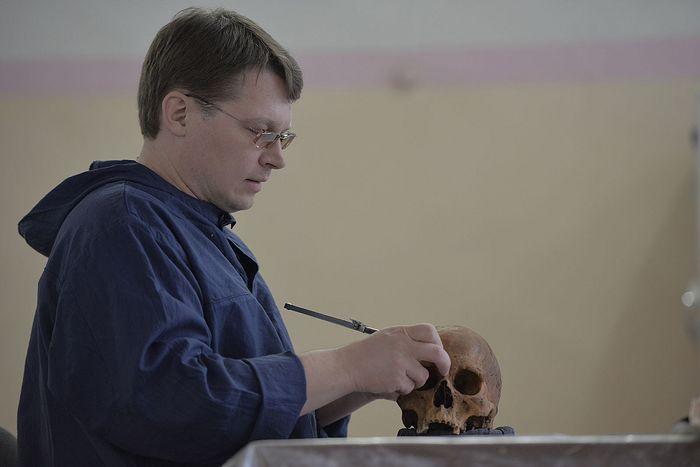 Антрополог Денис Пежемский