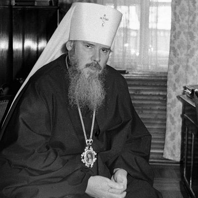 Про митрополита Таллинского Алексия и козу