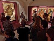В музее им. Андрея Рублева прошла апробация Мобильного музейного видеогида на жестовом языке
