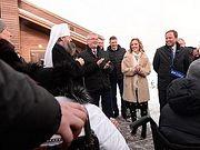 При поддержке Церкви в Пензенской области сдана первая очередь инклюзивного коттеджного поселка «Новые берега»