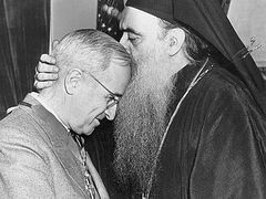 """Greek Archbishop to proto-CIA: """"Your directions will be executed faithfully."""""""