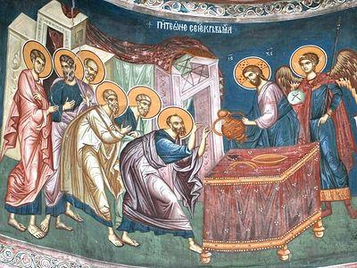 «Ищите Христа в Церкви, только Его ищите!»