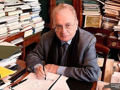Патриаршее поздравление директору Государственного Эрмитажа М.Б. Пиотровскому с 75-летием со дня рождения