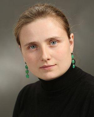 Анна Сапрыкина