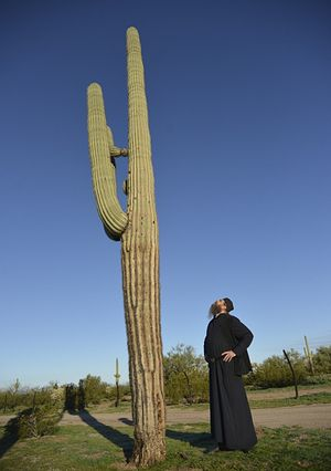 Fr. Sergei Baranov in Arizona