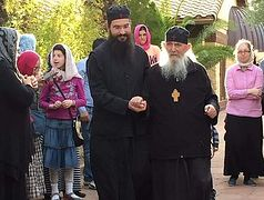 Father of a Huge Family. The Memory of Elder Ephraim (Moraitis)