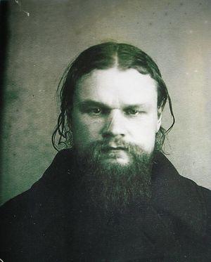 Иеромонах Андрей (Эльбсон)