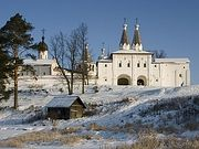 Казенная палата Ферапонтова монастыря передана Русской Православной Церкви
