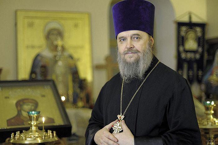 Πρωθιερέας Γεννάδιος Μπελοβόλοφ