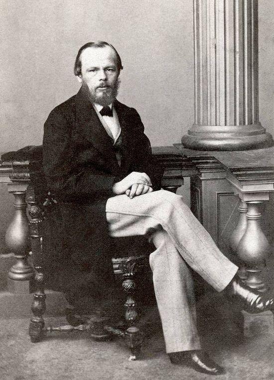 Φ.Μ. Ντοστογιέφσκι