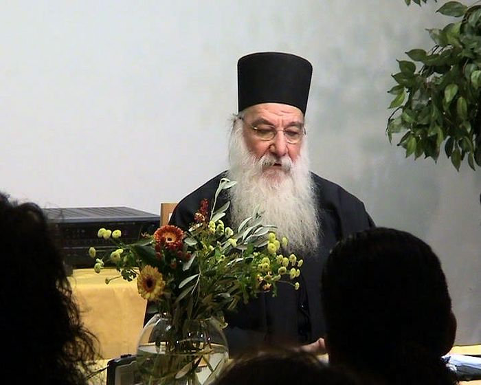 Monk Moses the Athonite