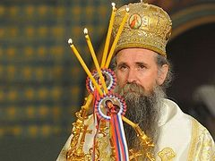 Serbian hierarch possible target of assassination attempt