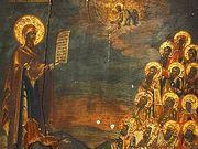 Редкую икону XVIII века с изображением Московского Кремля приобрел Новгородский музей-заповедник