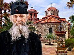 Elder Ephraim opposed recognition of Ukrainian schismatics, Metropolitan of Morphou says