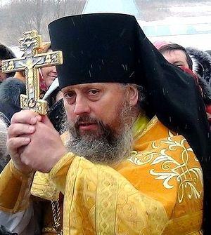 Игумен Роман (Архипов), настоятель Рыльского Свято-Николаевского мужского монастыря
