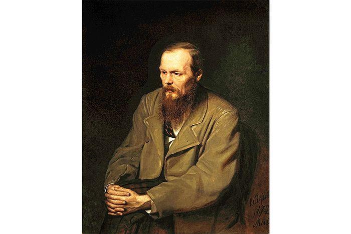 В.Г. Перов. Портрет Ф.М. Достоевского. 1872 г.
