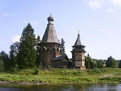 Two 17th-century wooden churches of Russian north to be restored by end of 2020