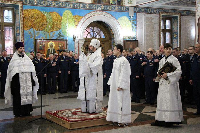 Благовещенскому храму в Сокольниках придан статус главного храма Воздушно-десантных войск