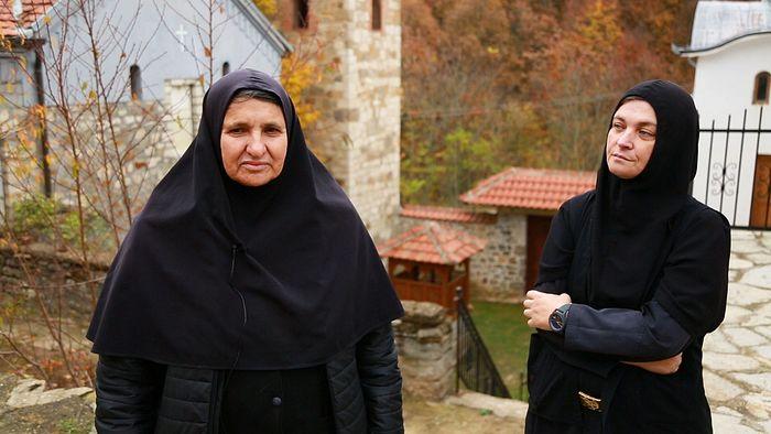 У манастиру је данас само пет монахиња, већина је у озбиљним годинама, али успевају да, уз свакодневну молитву, одржавају светињу и примају госте. Фото: SPUTNIK / ДЕЈАН СИМИЋ