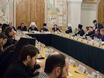 Прошло итоговое заседание Оргкомитета XXVIII Международных Рождественских чтений