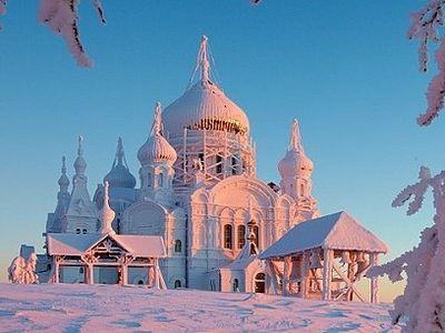 Η χειμωνιάτικη Ρωσία